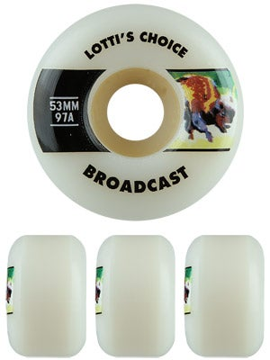 Broadcast Lotti's Choice 97a Wheels