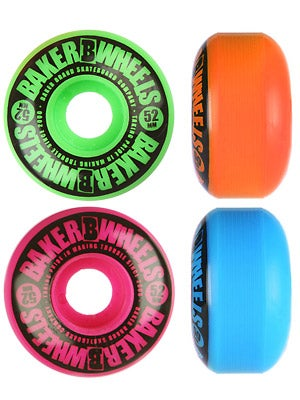 Baker Skerttles Multi Color Wheels