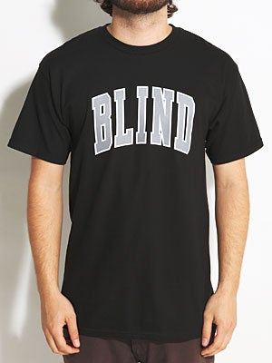 Blind Team Tee Black SM