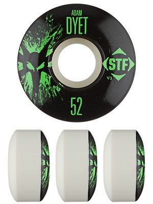 Bones STF Dyet Splat V3 Wheels