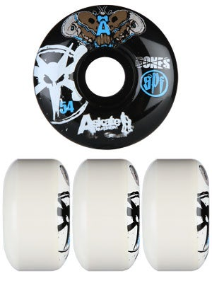 Bones SPF A.Skate Benefit Wheels