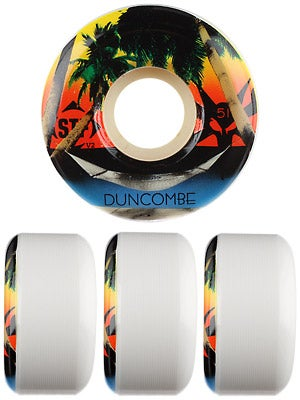 Bones STF Duncombe Vacation V2 Wheels