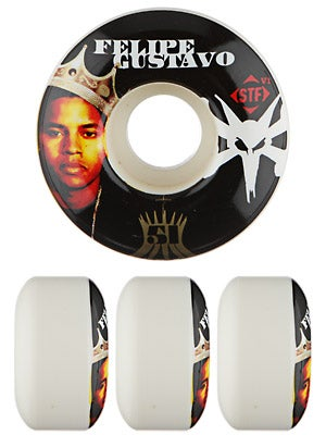 Bones STF Gustavo Notorious V1 Wheels