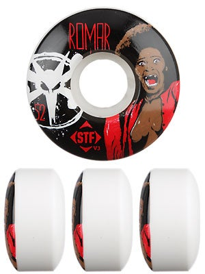Bones STF Romar Blood V3 Wheels