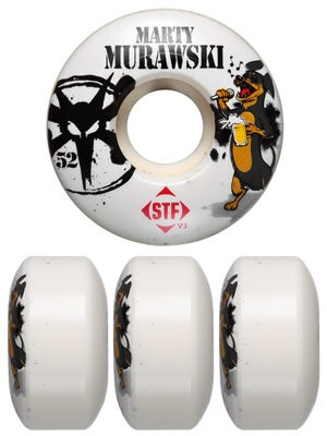 Bones STF Murawski USA Wheels