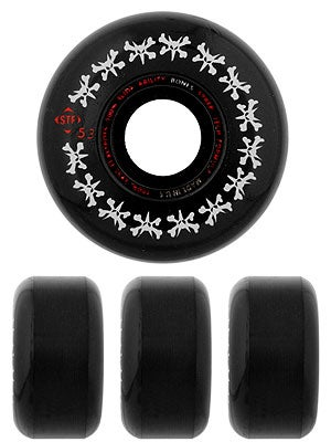 Bones STF Rat Pack V2 Black Wheels