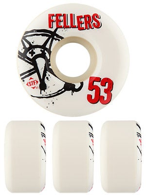 Bones STF Fellers Numbers V2 Wheels