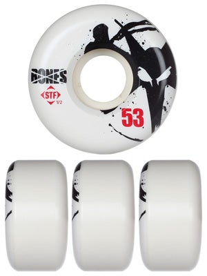 Bones STF Thin Wheels