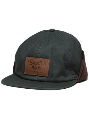 Brixton Flint Hat Hunter Green MD