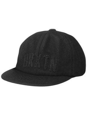 Brixton Hamilton Hat Black Adjust