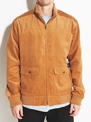 Brixton Knox Jacket Khaki MD