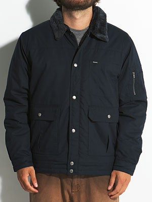 Brixton Menace Jacket Navy LG
