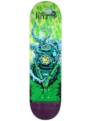 Creature Hitz Cove Deck  8.6 x 32.3