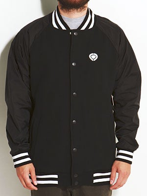 Circa Park Stadium Jacket Black MD
