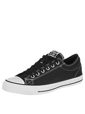 CONS CTS Shoes  Black/White Canvas