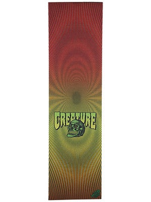 Creature Psych Griptape by Mob Yellow/Red
