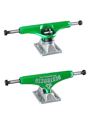 Destructo D1 Armorlite Mid Green 7.75