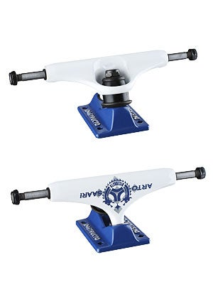 Destructo D1 Saari Viking Mid White/Blue 7.75