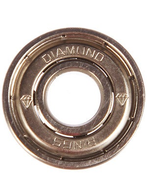 Diamond Rings Titanium Bearings