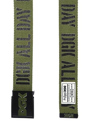DGK Alpha Scout Belt Army Adjustable