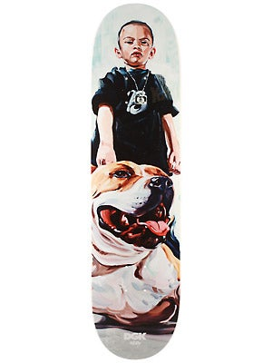 DGK Man's Best Friend Deck  8.06 x 32