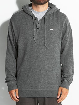 DGK Nightlife Hooded Sweater Grey SM