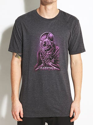 Darkstar Prayer Tee Heather Charcoal SM