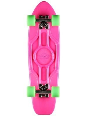 Duster's Mighty Cruiser Pink/Green 7 x 25