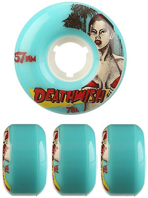 Deathwish Death Times Cruiser Wheels