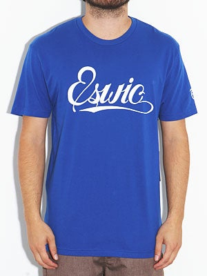 Eswic Script Tee Turkish SM