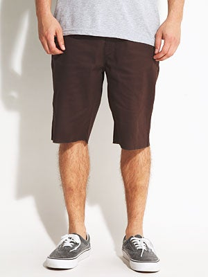 Enjoi Boo Khaki Chino Shorts Brown 26