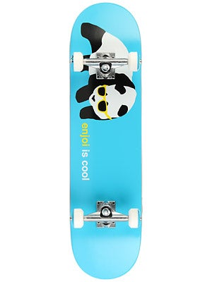 Enjoi Cool Blue Complete  8.0 x 31