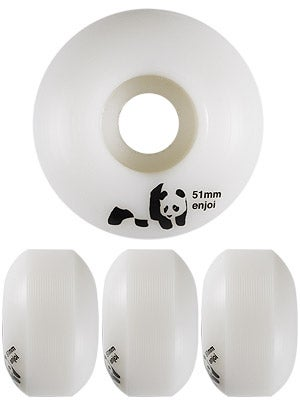 Enjoi Whitey Panda Wheels
