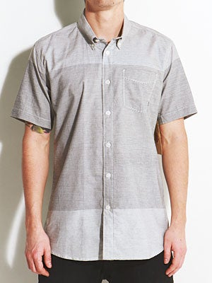 Element Alexander S/S Woven Shirt Black MD