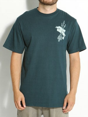Element Crazy Horse Tee Topaz XL