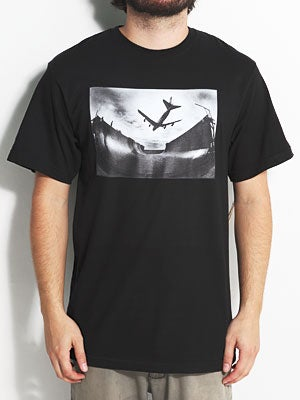 Element EP Steve Tee Black LG