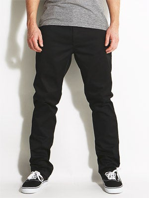 Element Howland Chino Pants Black 28
