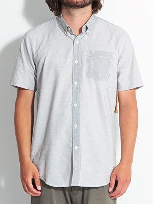 Element Kincaid S/S Woven Shirt Black LG