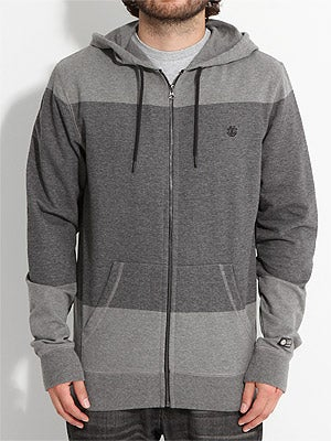 Element Montauk Hoodzip Heather Grey SM