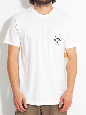 Element Major League Pocket Tee White XL