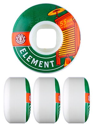 Element Moonshine Park Wheels 55mm
