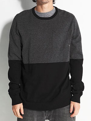 Element Pablo Sweater Black MD