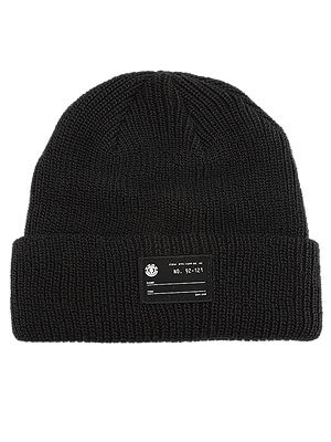 Element Pawnshop Beanie Black