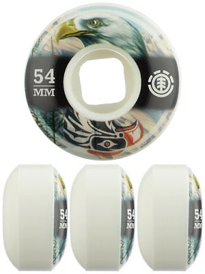 Element Eagle Spirit Animal Wheels 54mm