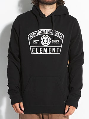 Element Separate Hoodie Black MD
