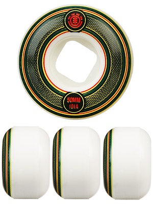 Element Signage Street Wheels 50mm