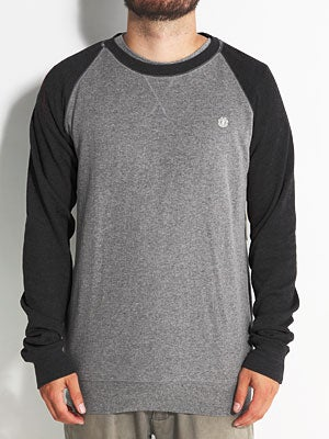 Element Vermont Crew Sweatshirt Grey XL