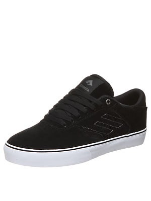 Emerica Liverpool Shoes  Black/Grey/White