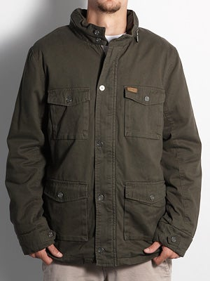 Dan's Gone Fishin' Jacket Army SM