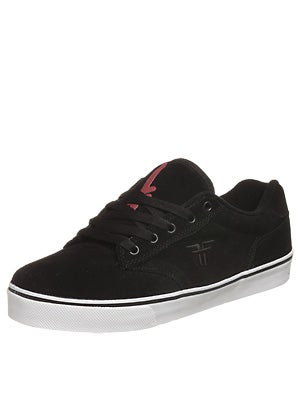 Fallen x Deathwish Slash Shoes  Black/Black
